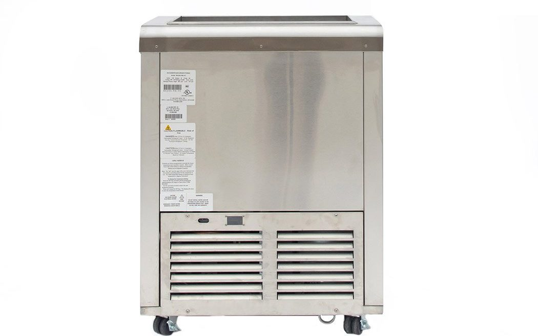Chest Freezer Single Row