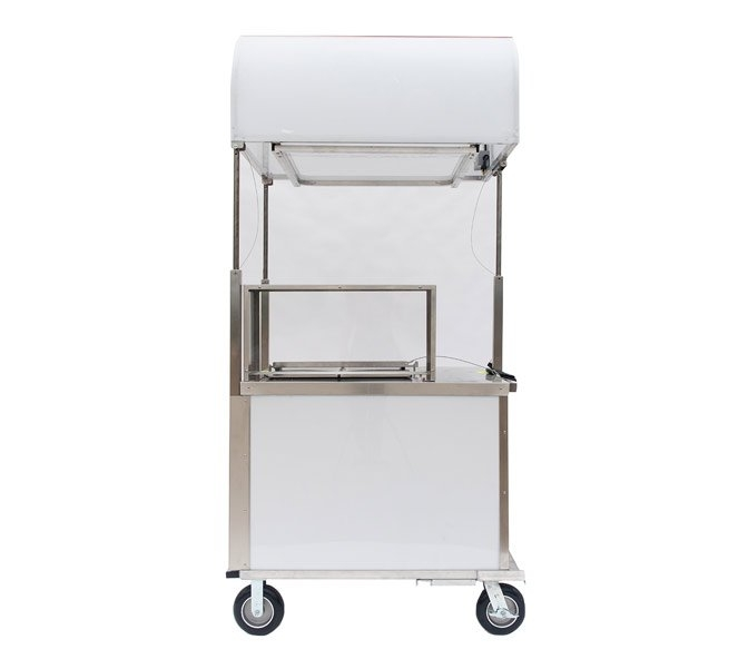 Cold Plate Cart