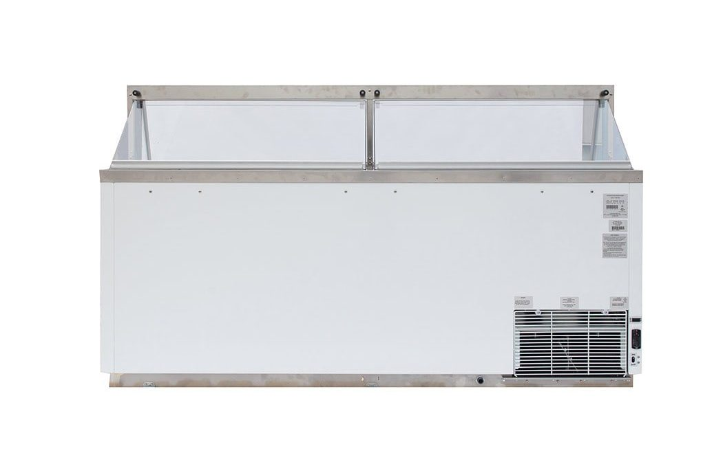 Dipping Cabinet - Straight Glass