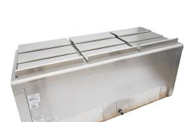 Double Row Chest Freezer BD12SE with Sliding Lid