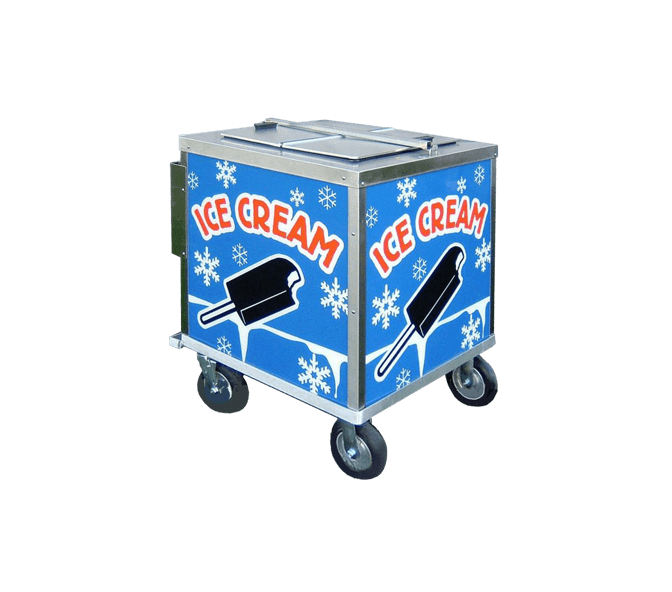 Non-Refrigerated Mobile Carts