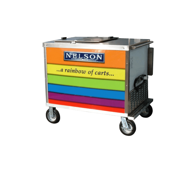 Refrigerated Mobile Carts
