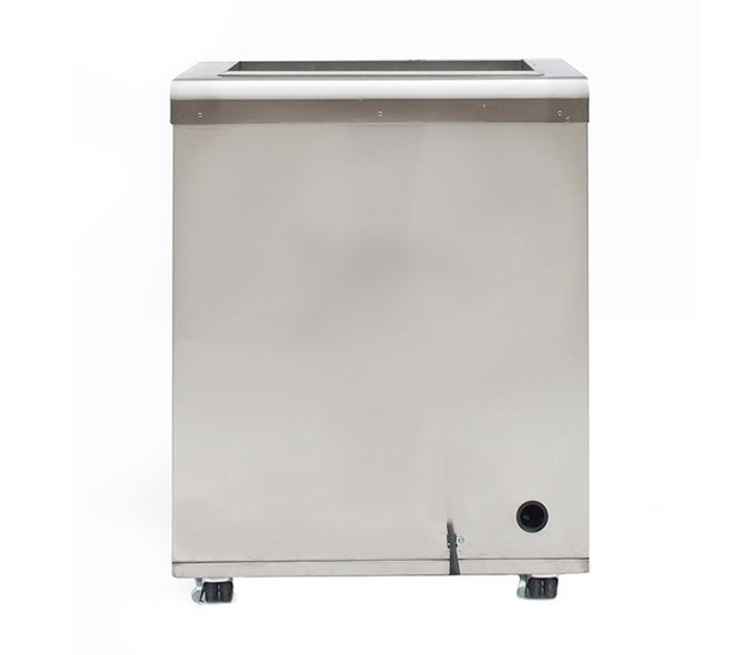 Single Row Chest Freezer